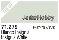 71279 Vallejo Model Air Insignia White FS37875-ANA601