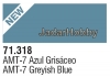 71318 Vallejo Model Air AMT-7 Greyish Blue
