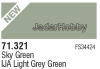 71321 Vallejo Model Air IJA Light Grey Green