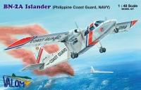 Valom 48014 1/48 BN-2A Islander (Philippine Coast Guard, NAVY)
