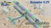 Valom 14416 1/144 Rumpler C.IV  - Double set