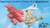 Valom 14421 1/144 Sopwith F.I Camel vs Fokker Dr.I Duels in the sky  XIII (2+2 in1)