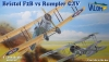 Valom 14422 1/144 Bristol F.2B Fighter vs. Rumpler C.IV (Dual Combo with 2 of each kits)
