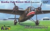 Valom 72116 1/72 Handley-Page Harrow Mk.II (Toothy marking)