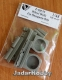 Vector VDS48-107 1/48 P-40E/N wheel wells, landing gear legs and covers for Hasegawa