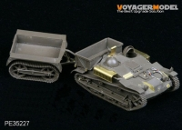 Voyager PE35227 1:35 Armored Carrier UE
