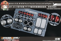 Voyager BR35107 1/35 U.S. M1070 Truck Tractor Lenses and taillights (for HOBBYBOSS 85502)