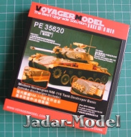 Voyager PE35620 1:35 Norwegian NM-116 Tank Destroyer Basic