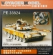 Voyager PE35624 1:35 T-90A MBT basic set
