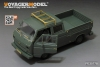 Voyager PE35778 1/35 German T3 Transporter Truck (for TAKOM 2014)