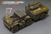 Voyager PE35783 1/35 US M792 GAMA GOAT 6X6 Ambulance Truck (for TAMIYA 35342)