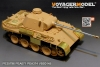 Voyager PE35796 1/35 Panther D Basic (for TAMIYA 35345)