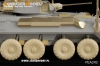 Voyager PEA243 1:35 USMC LAV-25 family Road Wheels (wide size) (8pcs)