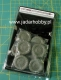Voyager PEA262 (SALE) 1/35 Boxer MRAV Weighted Road Wheels