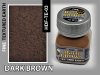 Wilder HDF-TE-03 - Dark Brown, Fine Textured Earth (50ml)