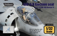 Wolfpack WP32032 1/32 SJU-4/A Ejection seat for AV-8B Harrier II