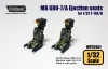 Wolfpack WP32051 1/32 Martin Baker GRU-7/A Ejection seat (F-14A/B)