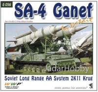 WWP G056 - SA-4 Ganef  in detail