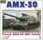 WWP G057 - AMX-30 MBT Family in detail (książka)