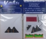 Yahu Models YMA4801 PZL P.11c Instrument Panel (1:48)