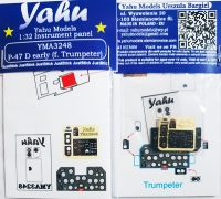 Yahu Models YMA3248 1/32 P-47 early (Trumpeter)