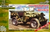 Zebrano 72007 1/72 GAZ-64 Soviet Light 4x4 Vehicle