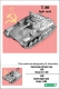 Zebrano 100067 1/100 T-80 Soviet light tank