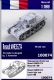 Zebrano 100074 1/100 Renault AMR35 ZT4 French light tank
