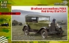 Zebrano 72108 1/72 Red Army Staff Car