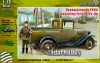 Zebrano 72117 1/72 Red Army First Pick-Up (GAZ-4)
