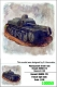 Zebrano 100059 1/100 Renault AMR35 ZT3 French light tank
