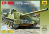 Zvezda 3531 1/35 Soviet Self-propelled Gun Su-100