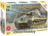 Zvezda 5023 1/72 King Tiger Henschel (Sd.Kfz.182) - Snap Fit