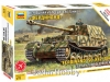 "Zvezda 5041 1/72 Sd.Kfz.184 ""Ferdinand"" German tank destroyer. - Snap Fit"