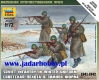 Zvezda 6197  Soviet Infantry in winter uniform 1941-1942 (1/72)