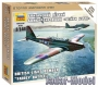 Zvezda 6218 1/144 British Light Bomber Fairey Battle
