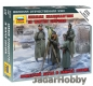 Zvezda 6232 1/72 German Headquarter WWII (Winter)