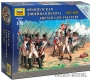 Zvezda 6802 1/72 French Line Infantry 1812-1815 - Snap Fit