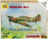 Zvezda 6173 British Fighter Hurricane Mk.I (1/144)