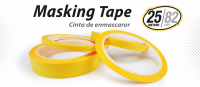A.MIG-8038 MASKING TAPE #1 (2mm x 25m)